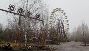 Chernóbil-rueda