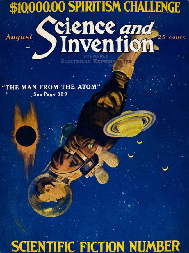 Science and Invention 1923-08