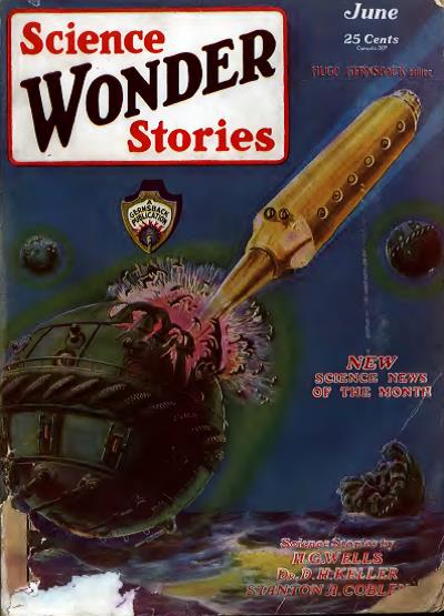 Science Wonder Stories 1-1-Portada